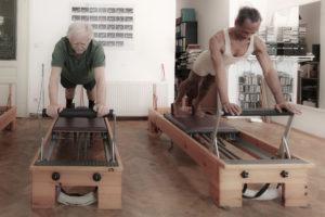 Pilates Achtsamkeitstraining Krieger Kriegerinnen mentales holistisches Training Durchhaltevermögen