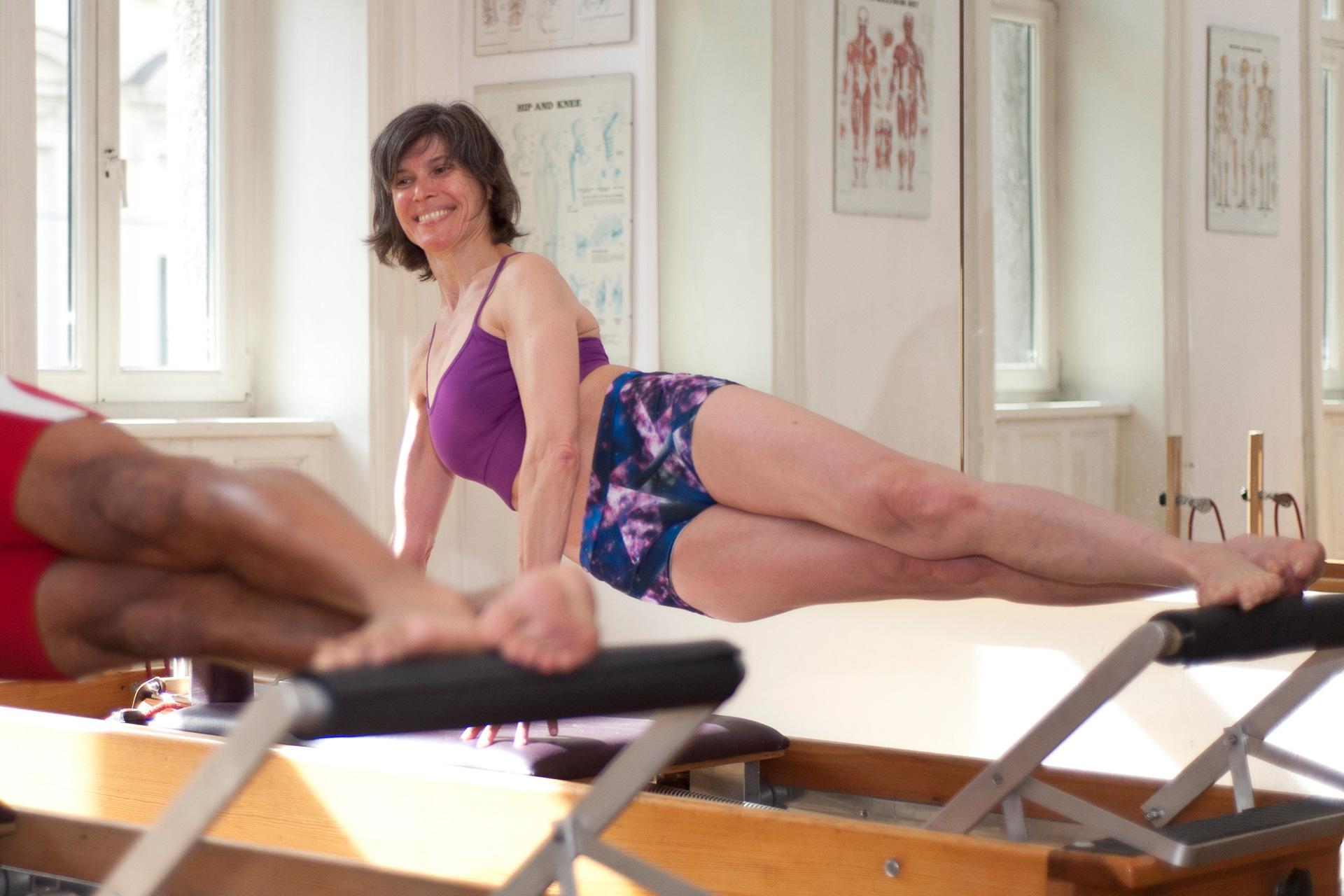 Pilates Trainingsoptimierung Körper-Geist-Balance Erfolg Vision